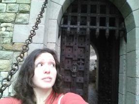 travel, castle gates, vineyard, travel log,