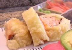 Ariake deep fried California roll