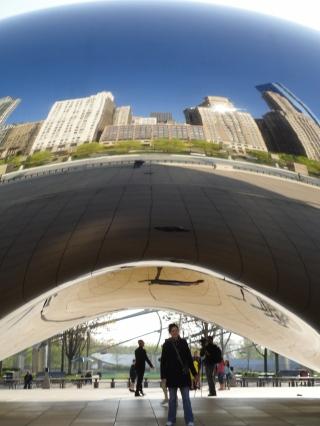 AT&T Cloud Gate aka Big Bean in Chicago