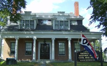 Civil War Bangor, Main museum